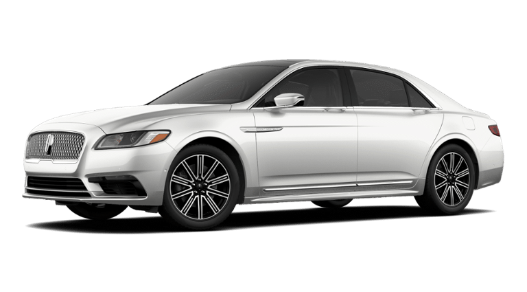 2019 Lincoln Continental Reserve AWD Car